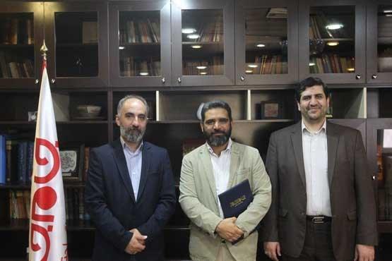 روح الله رجایی سردبیر روزنامه جام جم شد