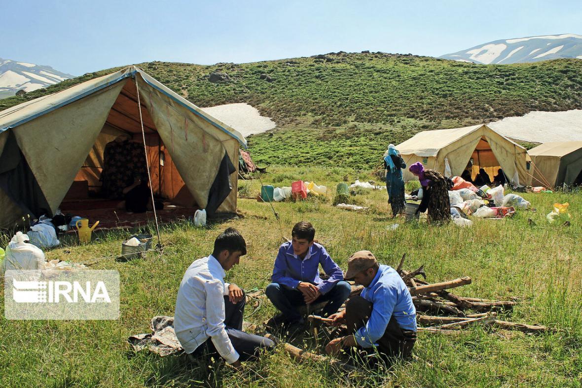 خبرنگاران عشایر خراسان شمالی رفت و آمد خود را محدود کنند