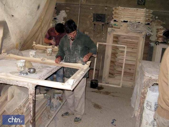 صدور 118 مجوز صنایع دستی در رزن و درگزین