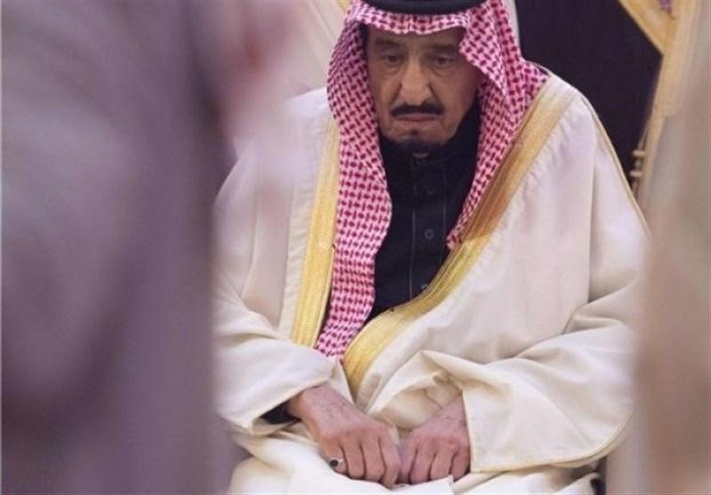 القدس العربی: دستگیری شاهزاده های سعودی مربوط به شرایط جسمانی ملک سلمان است