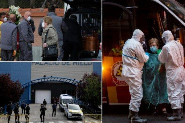 اسپانیا مرگبارترین روز خود را سپری کرد