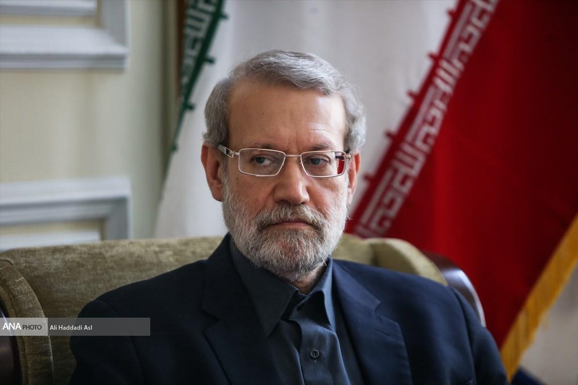 پیام تسلیت لاریجانی به مناسبت درگذشت فرمانده مبارز جنگ تحمیلی