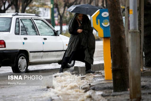 آماده باش هلال احمر تهران با توجه به تداوم بارندگی ها، تا به امروز حادثه خاصی گزارش نشده است