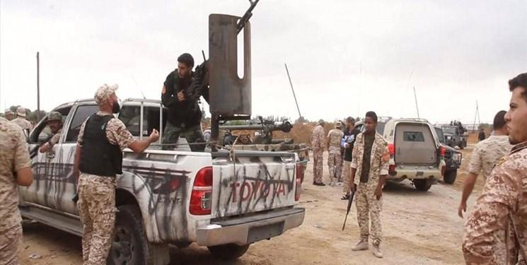 ارتش حفتر، هواپیمای ترکیه را مجبور به ترک آسمان لیبی کرد