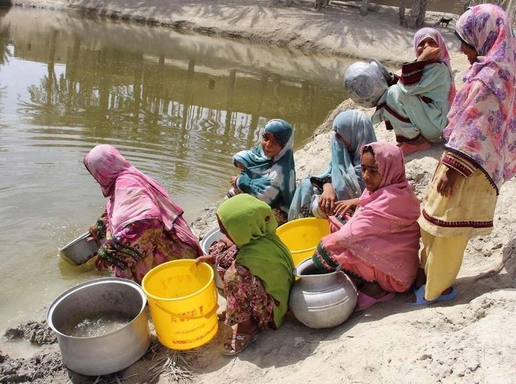 45درصد جمعیت کشور دسترسی به منابع آب ندارند