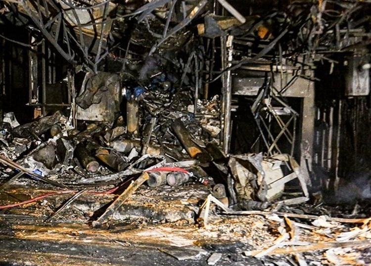اسامی جان باختگان حادثه انفجار در کلینیک سینا