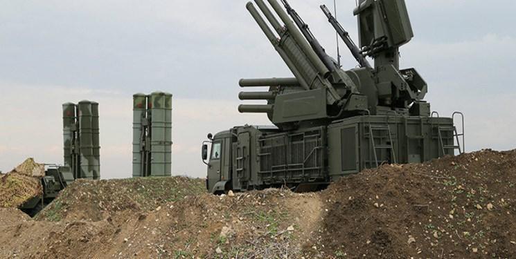 ارتش حفتر برای مقابله با دولت وفاق ملی و ترکیه پدافند موشکی مستقر کرد